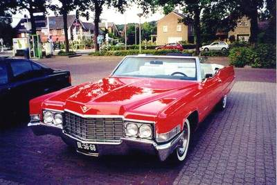 Cadillac Coupe de Ville Parts