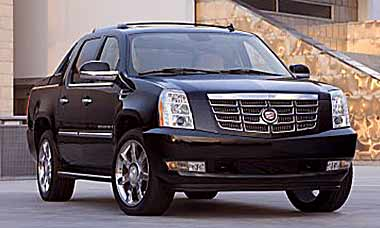 Cadillac Escalade EXT Parts