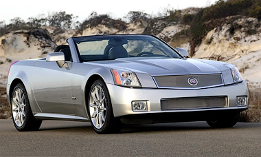 Cadillac XLR Parts   Body
